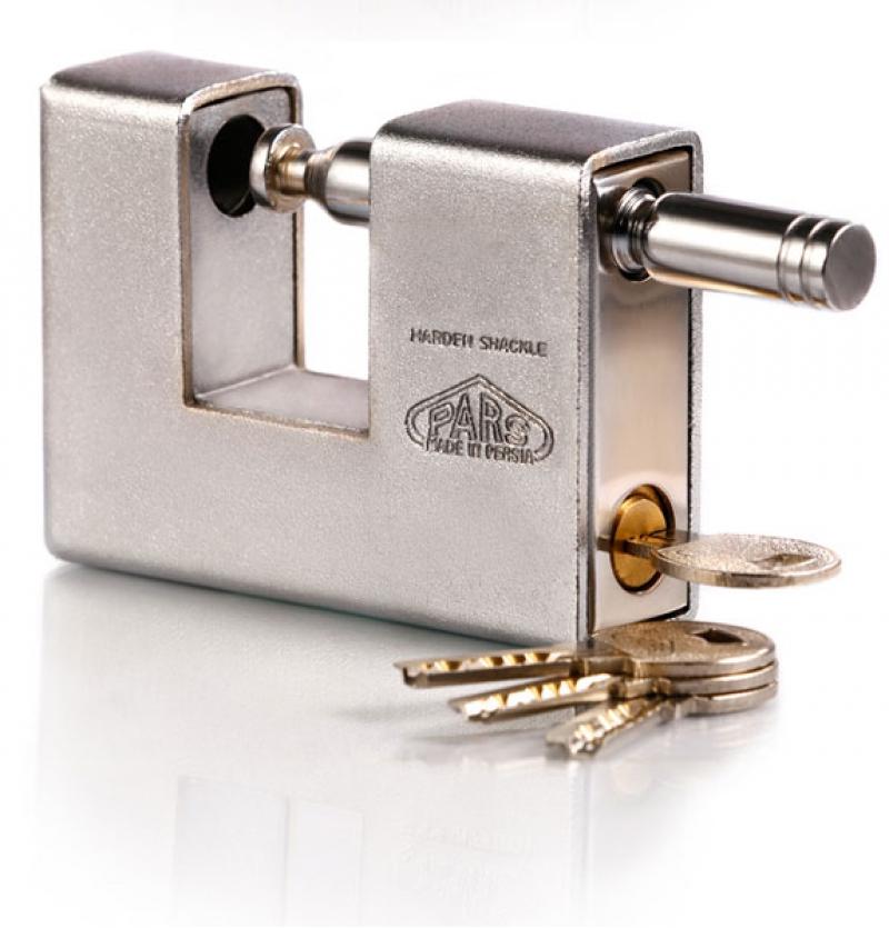 قفل کتابی ۱۰۰۰ SP روپوشدار کلید کامپیوتری