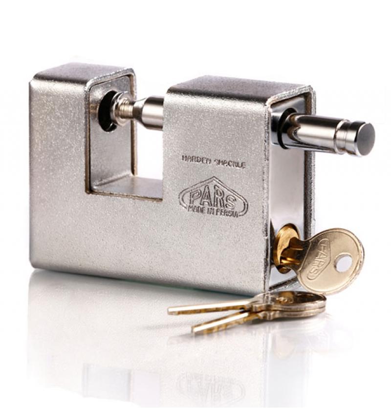 قفل کتابی ۹۰۰ S روپوشدار کلید معمولی