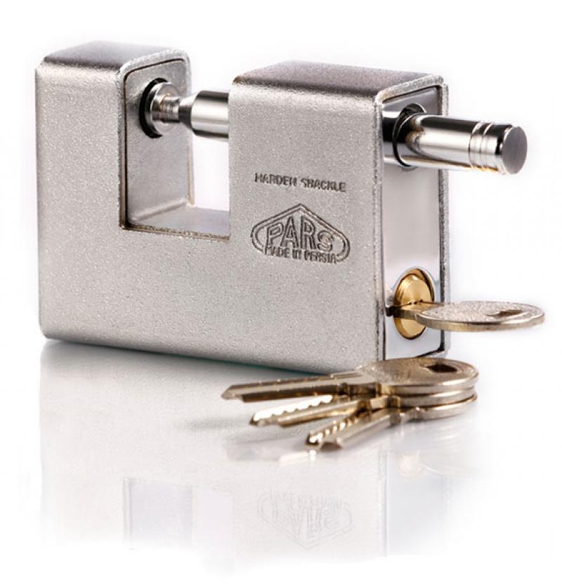 قفل کتابی ۹۰۰ SP روپوشدار کلید کامپیوتری