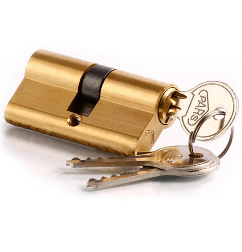 قفل سیلندر برنجی ۶۰ پارس