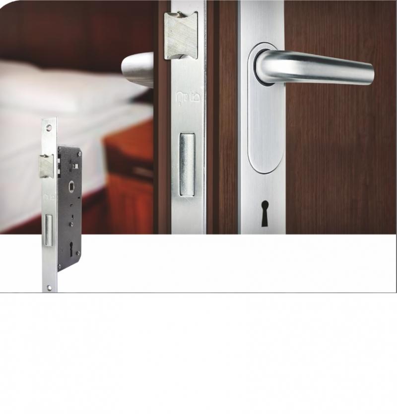 قفل کلیدی ضامن پرستو