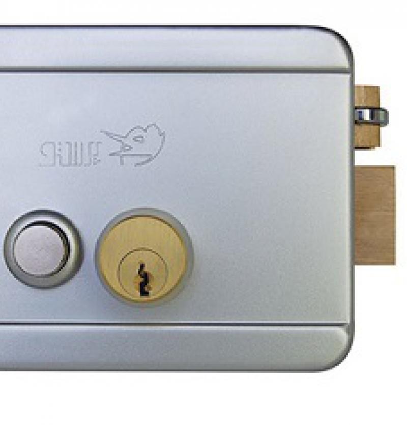 قفل حیاطی برقی پرستو