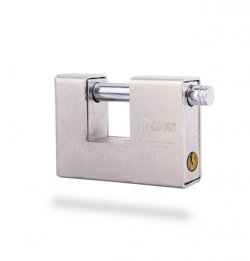 قفل کتابی کلید معمولی سایز90 کلون